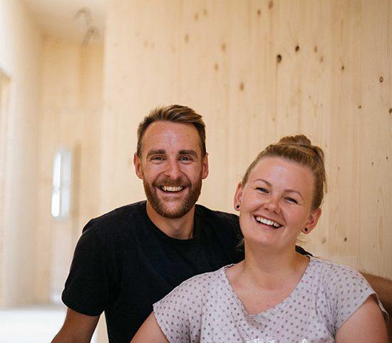 Holzmassivhaus Vorteile Kunden